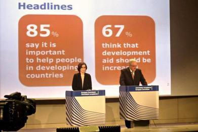 Development aid popular among EU citizens, despite widespread ignorance   International aid trends from a Belgian perspective   Scoop.it