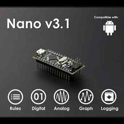Bid!DFRduino Nano V3.1(Arduino Nano Compatible)Small&Breadboard Friendly | Raspberry Pi | Scoop.it