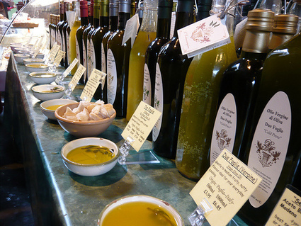 橄欖油可以炒菜嗎? 認識家中食用油的冒煙點與安全性 | 木不子教你做點心蛋糕與美食 - 廚房裡的化學老師 | FoodNote Content | Scoop.it