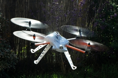 Drones et respect de la loi (1) | GeekMag.fr | Scoop.it
