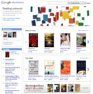 Google eBooks UK is Four Weeks Away | eBooks in Libraries | Scoop.it