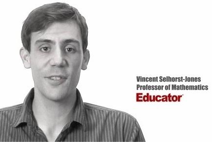 Learn Math Analysis with Vincent Selhorst-Jones | Educator, Inc. | Scoop.it