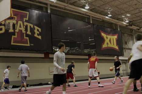 Facility additions part of plan to improve ISU track and field program - Iowa State Daily | Sports Facility Management 4189155 | Scoop.it