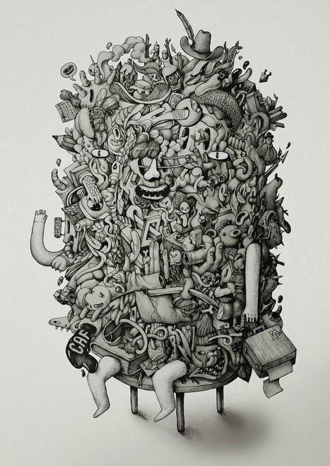 La pinturas de Maria Tiurina | OLDSKULL | Cultura y turismo sustentable | Scoop.it
