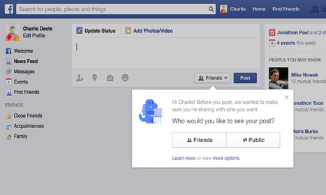 """Finally, Facebook changes default privacy setting to """"friends only"""" for new users 