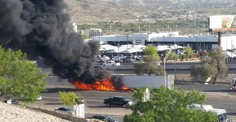 Two dead and six injured in fiery multi-vehicle pileup on Interstate 10 | Truckers Daily | Scoop.it