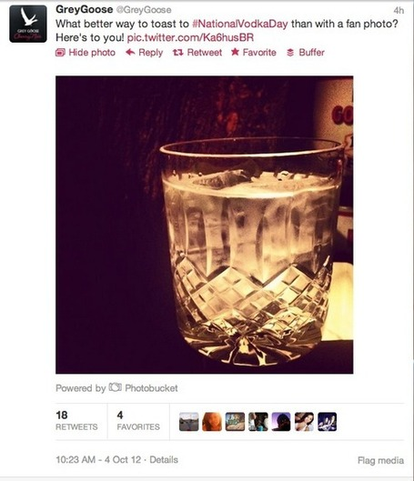 Trending On Twitter: #NationalVodkaDay - AllTwitter | Comms For Work | Scoop.it