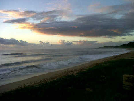 Another beautiful morning on the beach http://twitter.yfrog.com/gz7otnpj   Gulf Coast and Southeastern beaches   Scoop.it