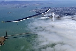 Solar Impulse Plane Completes US journey In New York | Reaching Out MBA | Scoop.it