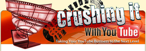 Crushing it with YouTube | Engineer Betatester | Scoop.it