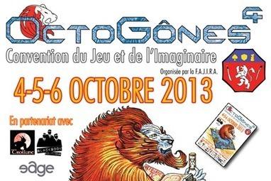 OctoGônes 4 – La Convention du Jeu et de l'imaginaire 2013 « ChaOdiBlog | Monde Ludique | Scoop.it