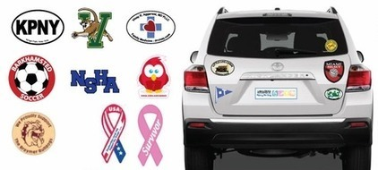 SteelBerry: Select Perfect Custom Car Magnets and Decals for your Car | Custom Car Bumpers Magnets, Decals & Stickers | Scoop.it