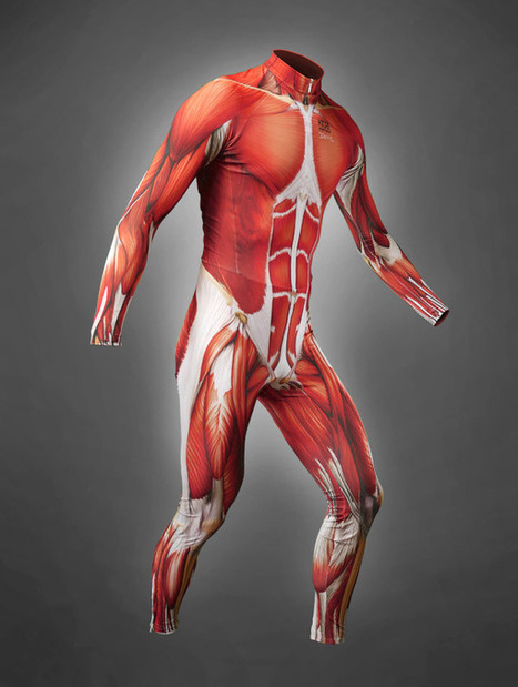 Muscle Skin Suits for cycling | Medical  Health Care | Scoop.it