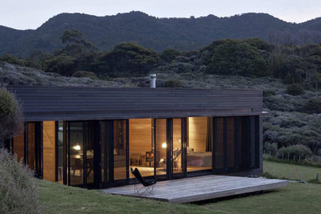 Storm Cottage / Fearon Hay Architects | Architecture and Architectural Jobs | Scoop.it