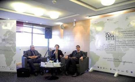 L'agriculture urbaine au cœur du débat | Le Soir-echos | Agriculture urbaine et rooftop | Scoop.it
