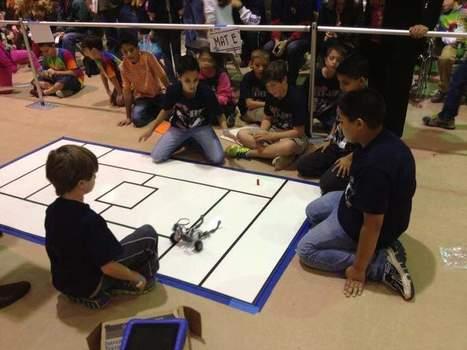 More than 700 compete in robotics event - Shreveport Times | Robotics | Scoop.it