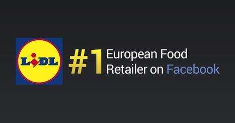 Infographic: Lidl #1 European Food Retailer on Facebook   Trends   Scoop.it