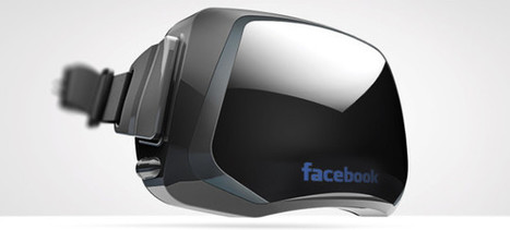 Facebook Could Give You the Oculus Rift You Always Wanted | Romance and Romance Writers | Scoop.it