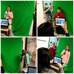 LM-Lion Leaders: Green Screens Help Teachers Provide Instruction through Projects and Technology | Go Go Learning | Scoop.it