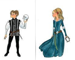 A Choose-Your-Own-Path 'Hamlet' Comic Gets a Huge Boost via Kickstarter | School Library Journal | LibraryLinks LiensBiblio | Scoop.it