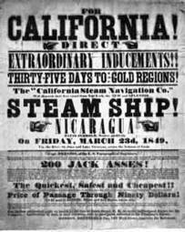 The California Gold Rush | westward expansion | Scoop.it