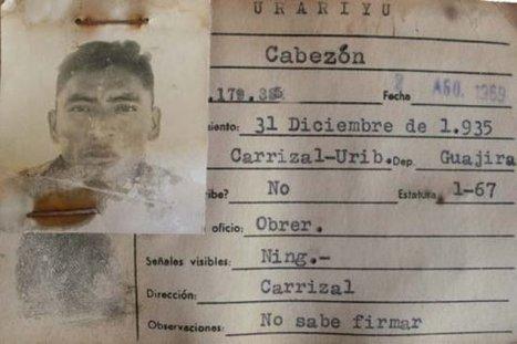 Comienza cambio de nombres a Wayuu en La Guajira | Cibercultura: una expresión de sujetos rizomaticos contemporáneos | Scoop.it