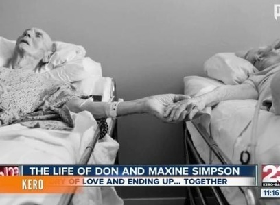 Elderly couple dies hours apart after 62 years of marriage | Strong Marriage | Scoop.it
