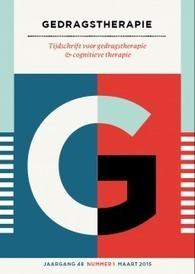 Cognitieve gedragstherapie bij allochtonen: een cultuursensitieve benadering   Tijdschrift voor Gedragstherapie   Creatieve Therapie   Zuyd Bibliotheek   Scoop.it