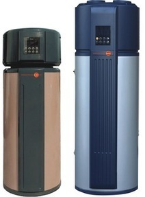 Heat Pump Hot Water Heaters and how they work | Hot Water System | Scoop.it
