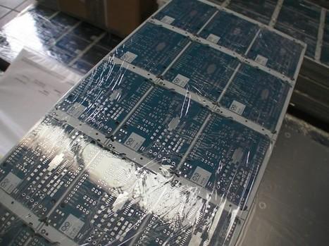 Electronique : Visite de l'usine de fabrication de l'Arduino | Semageek | technologie 4ème | Scoop.it