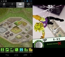 App Guide: Augmented Reality Games | (I+D)+(i+c): Gamification, Game-Based Learning (GBL) | Scoop.it