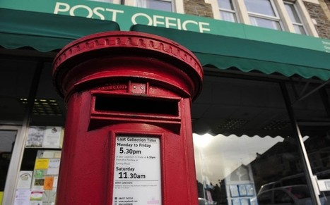 Britain's post offices tell Government: 'Don't sell off Royal Mail' | KES Stratford Year 13 Macroeconomics | Scoop.it