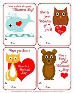 100+ Printable Valentines Day Cards for Lovers   Entertainment & Technology   Scoop.it