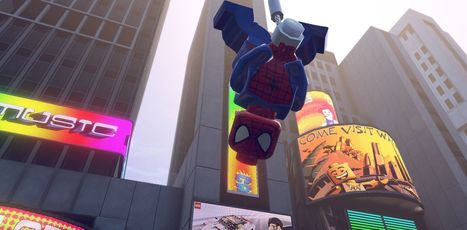 Lego Marvel Super Heroes preview and interview – from Iron Man to Squirrel Girl - Metro | comic books | Scoop.it