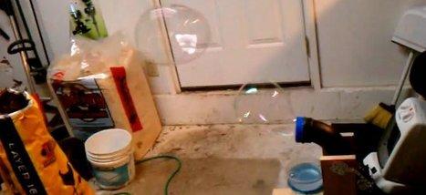 DIY : Fabriquer une machine à faire de bulles de savon à base d ... | Copyleft, Do it with others | Scoop.it