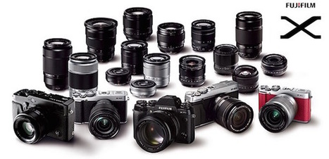 Fujifilm's Pro Rental Service now live in the US - imaging resource   Fuji X-E1 and X100(S)   Scoop.it