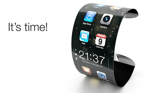 ¿Ereaders en relojes de pulsera? | Noticias y comentarios de actualidad. Documenta 38 | Scoop.it