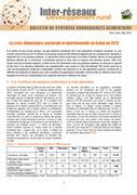 La crise alimentaire, pastorale et nutritionnelle au Sahel en 2012   Questions de développement ...   Scoop.it