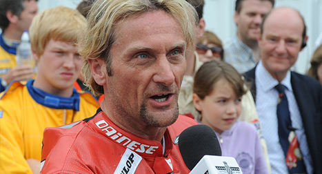 Carl 'Foggy' Fogarty Returns to Festival of Speed 2016 | Motorcycle Industry News | Scoop.it