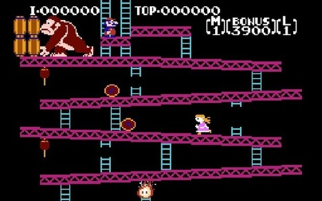 Why I Hacked Donkey Kong for My Daughter | Game|Life | Wired.com | Emergent Digital Practices | Scoop.it