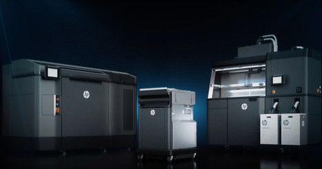 Proto Labs Among First Service Providers to Use New HP 3D Printers > ENGINEERING.com | Human and Technology | Scoop.it