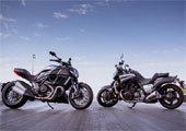 video| 2012 Ducati Diavel Cromo vs Star VMAX | Motorcycle.com | Ductalk Ducati News | Scoop.it