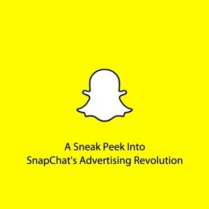 A Sneak Peek Into Snapchat's Advertising Revolution - Forbes | Social media culture | Scoop.it