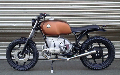 Schizzo No.1 by Markus Walz | Cafe racers chronicles | Scoop.it