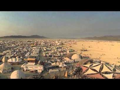 UAV or Drone's Eye View of Burning Man 2013   Mission Control do you Copy?   Drone News   Scoop.it
