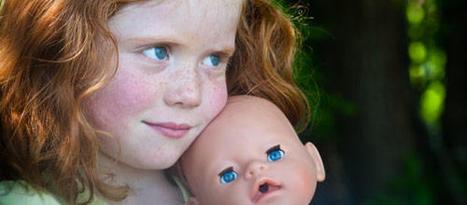 Analyse : pourquoi les petites filles jouent à la poupée   Essai 10   Scoop.it