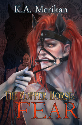 LeatherSkater Encounters Steampunk Zombies in Fear: The Copper Horse by KA Merikan | | Book Recommendations from Mrs Condit & Friends | Scoop.it
