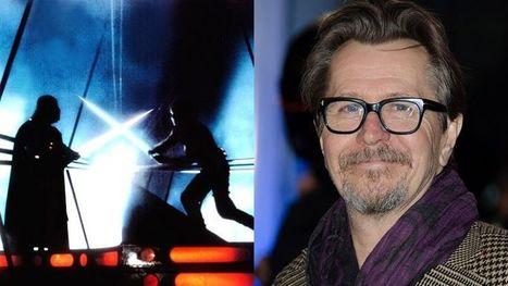 Star Wars VII: Gary Oldman en partance pour les étoiles - Le Figaro | Star Wars | Scoop.it