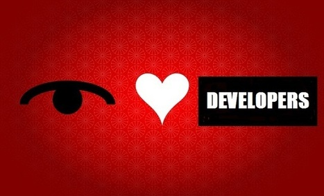 Why I 'Heart' Developers - Dr. Rich Swier | Economy | Scoop.it