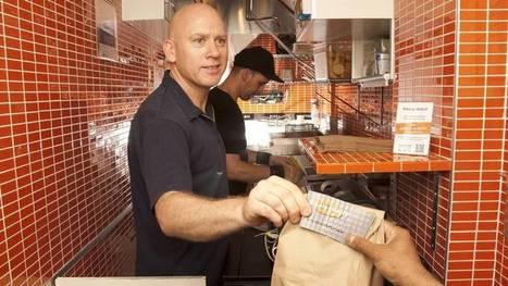 Tiny restaurants turn into small wonders   Tiny Restaurants   Scoop.it
